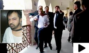 لاہور: سیشن عدالت میں وکیل کی فائرنگ سے 2 وکیل ہلاک