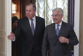 Pakistan, Russia form panel to step up military cooperation