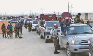 Assad loyalists enter Afrin to fight Turkey