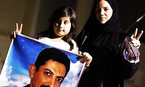 Bahrain sentences activist to 5 years in prison