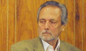 چیف الیکشن کمشنر اور جسٹس (ر) وجیہہ الدین صدیقی کے درمیان تلخ کلامی