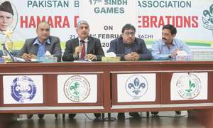 17th Sindh Games to commence in Karachi on March 28