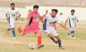 Quetta City, Harnai and Jaffarabad win matches