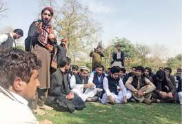 Say no to war, Fata youth leader tells students