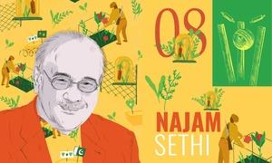 Najam Sethi: Bringing cricket back home from exile