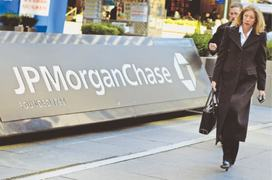 Women at JPMorgan earn 1pc less than their male coworkers do
