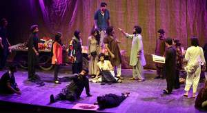 CURTAINCALL: LOVE IN THE TIME OF PARTITION