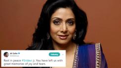 Ali Zafar, Syra Shahroz and more react to news of Sridevi's shocking demise