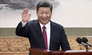 Xi poised to extend grip on power as China set to lift term limits