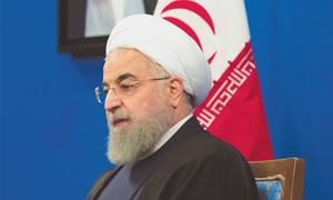 Anti-govt protests now look like an opportunity for Iran's president