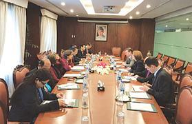 Top US official on quiet Pakistan visit to improve ties