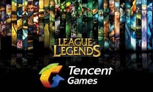 Tencent's worth