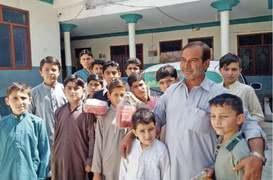 Yousaf Hussain Lala the Edhi of Kurram Agency