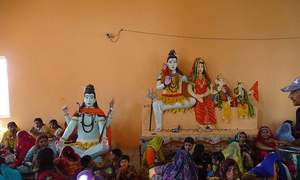 The thriving Shiva festival in Umarkot is a reminder of Sindh's Hindu heritage