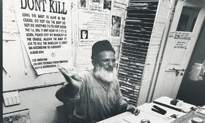 Abdul Sattar Edhi: A king without a crown