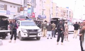 2 policemen martyred as assailants open fire on DSP's vehicle in Quetta