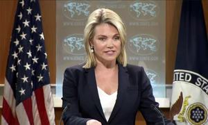 Washington urges Delhi, Islamabad to hold talks