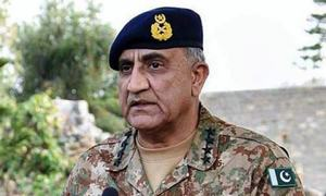 COAS hints at continuing Karachi operation