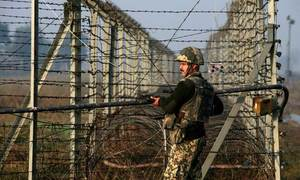 Two killed, five injured in Indian shelling