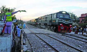 First phase of Railways upgrade under CPEC to begin next month