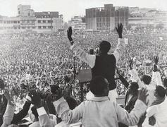 HISTORY: BHUTTO, MUJIB AND THE GENERALS