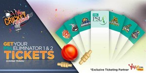Here's how you can buy PSL tickets for the Lahore and Karachi matches