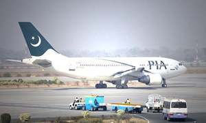 Two PIA passengers offloaded after fierce scuffle on board