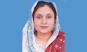 Thrice elected on Muttahida ticket, Heer Soho defects to PPP