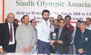 Sports Minister Sardar Mahar elected as youngest ever SOA president