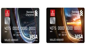 Emirates and Standard Chartered redefine luxury travel