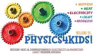 Website review: Physics for kids