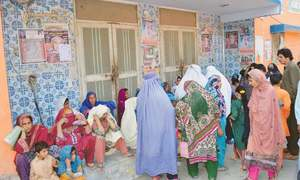 Hundreds of patients suffer due to paramedics' protest in Sindh