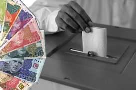 پیسوں والی سیاست نامنظور!