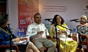 How to discuss art at literary festivals