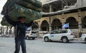 Civilian suffering worse than ever in 7-year Syria war: UN