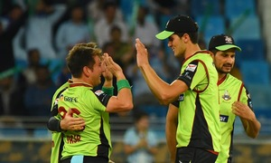 Lahore Qalandars edge out Karachi Kings in one of the greatest T20 matches ever