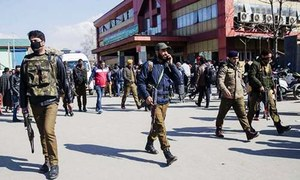 3 Kashmiri youth killed in gunbattle by Indian security forces