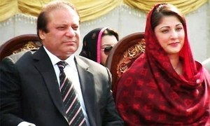 LHC issues notices to Nawaz, Maryam in case seeking ban on PML-N leaders' speeches