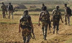 بھارت: ماؤ باغیوں کے حملے میں 8 سیکیورٹی اہلکار ہلاک