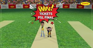 Win a ticket to PSL finals and semi finals with Danpak