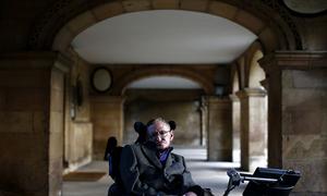 اسٹیفن ہاکنگ اپنے دور کے دوسرے سائنسدانوں سے مختلف کیوں؟