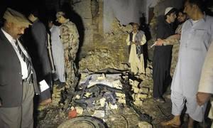 Two killed, seven injured in Kila Saifullah explosion