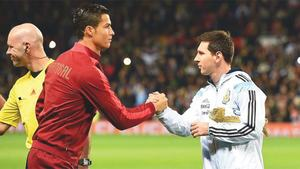 Sports: Ronaldo vs Messi: The best against the best