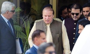 NAB, Interior Ministry at odds over placing names of Sharif family members on ECL: sources
