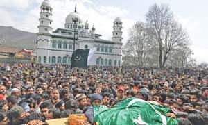 Indian troops kill two 'fighters' near Srinagar