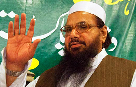 KP government seals offices of Hafiz Saeed's JuD, FIF; seizes mosques, seminaries