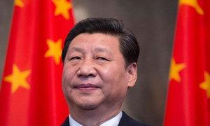 چینی صدر شی جن پنگ کے عہدے میں 5 سال کی توسیع