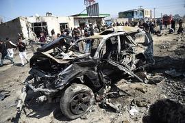 کابل:طالبان کے خود کش حملے میں 2 افراد ہلاک