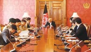 Afghan president invites Abbasi for talks to repair ties