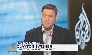 Why won't Al Jazeera air their investigation into Israeli lobbying in US?